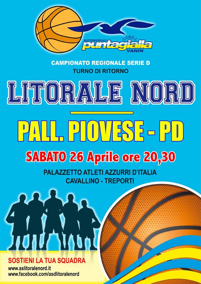 Manifesti Basket 15