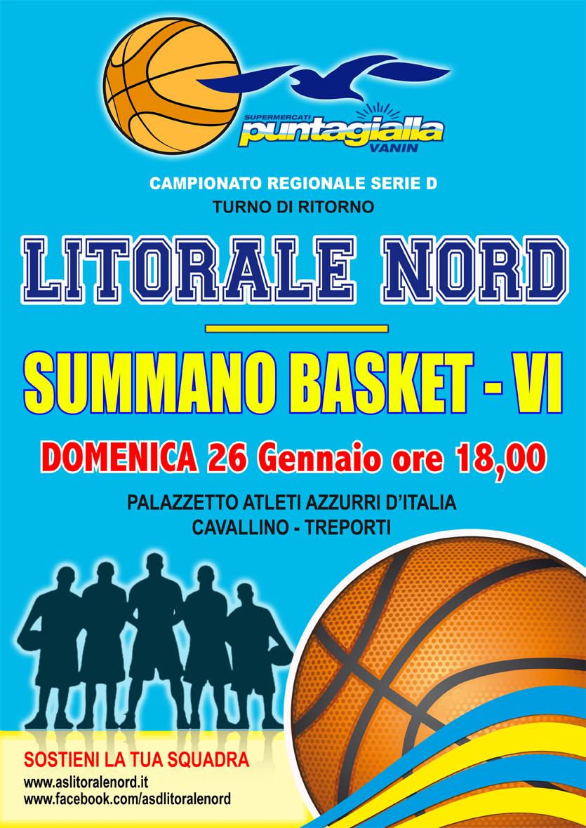 Manifesti Basket 9