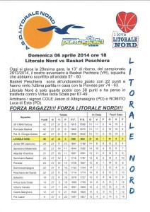 Litorale Nord vs Basket Peschiera FRONTE_lo